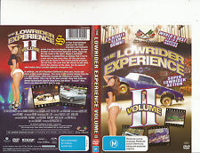 The Lowrider Experience:Volume 2-2004-Six-Four Entertainment-Car-DVD
