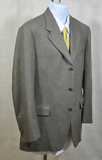 "Luxury ""Canali"" (Italy) Men's Gray Wool Sport Jacket/Coat - 40US / 50EU"