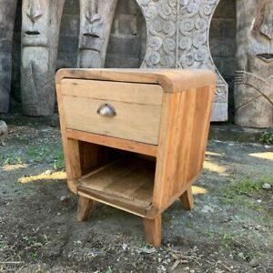 Bedside Table - Round One Draw