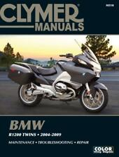 CLYMER SERVICE MANUAL BMW R1200RT 2005-2009, R1200S 2006-2008, R1200ST 2005-2007