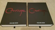 New - Celine Dion Courage Tour 2019 Full Vip Gift Set - No Concert Tickets
