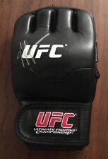 Matt Mitrione Autographed Signed UFC Glove Bellator Fought Fedor Emelianenko WON