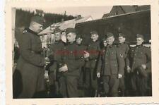Foto, Feldpostnr. 09169, Feldwebel Westermann in Erbach 1939 (N)19869