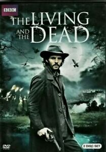 The Living and the Dead: Season One 1 DVD 2016 2-Disc Set BBC, New, Colin Morgan