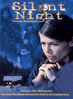 Silent Night (DVD, 2003) Linda Hamilton OOP *NEW* Hallmark