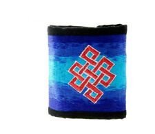 Wallet Currency Cards Knot Infinity Buddha GZ26