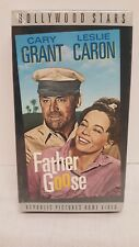 Father Goose (VHS) Cary Grant Leslie Caron