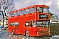 London Transport M417 GYE417W 6x4 Bus Photo Ref L147