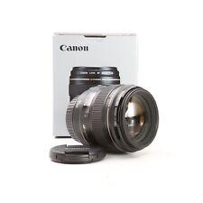 Canon EF 1,8/85 USM + Sehr Gut (229390)