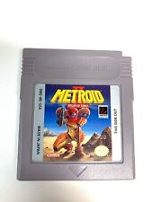 Metroid II: Return of Samus ORIGINAL NINTENDO GAMEBOY Game Authentic OEM Tested