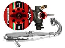 REDS Racing 721 S Scuderia tuned by Mario Rossi # Race Combo Gen2 RC Nitro Motor