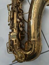 Conn Alto saxophone 6M VIII 1941 Chu Berry plays great