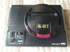 SEGA MEGADRIVE 1 Asian pal 1 CONSOLE ONLY UNIT 1601 11 TESTED WORKING Jp jap