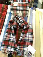 100% Lambswool tartan Scarf by Lochcarron | Dress Macduff | Made in Scotland