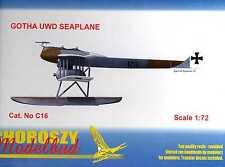 Choroszy Models 1/72 GOTHA UWD German WWI Floatplane Bomber