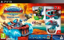 Skylanders SuperChargers Starter Pack (PS3) NUOVO di Activision ITALIANO!!