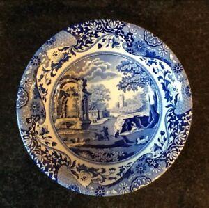 Spode Blue Italian Cereal/ Desert Bowl 20cm.
