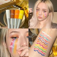 Matte Liquid Eyeliner Waterproof Eyeshadow Eye Liner Pen Pencil Tattoo MakeUp UK