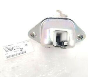 Genuine OEM Subaru 63032FG102 Liftgate Lock Actuator Latch Wagon WRX Impreza XV