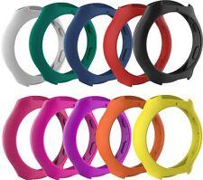 Funda Reloj De Silicona 10x Marco para Samsung Galaxy Gear S2/SM-R720/SM-R730