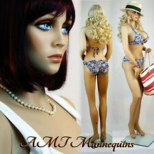 """38/26/39"""" Female mannequins hand made Manikin- Sexy manequin Abby+1Wig"""