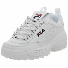 FILA DISRUPTOR II 100% authentic Men's Shoes FW01655-111 Fast Shipping