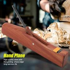 Smooth Rosewood Woodworking Blade Shave Manual Planer Plane Deburring Hand Tools