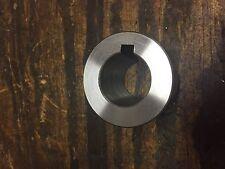 "Hydraulic Wheel Motor Tapered Shaft Adaptor 1-1/4"" to size W Hub"
