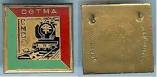 Génie - Compagnie militaire chemins de fer CMCF DGTMA Allemagne D. Ber 2 anneaux