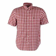 Lacoste Men's Checked Casual Shirts & Tops