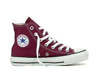 Converse bordeaux Maroon Alte  M9613c  High Tela Classic All Star