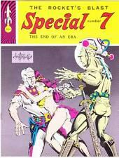 WAREHOUSE FIND - 35 copies ROCKET'S BLAST SPECIAL #7 - 1969 EC Comics fanzine