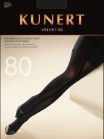 Kunert Velvet 80 DEN Strumpfhose NEU 18€ Gr. XS S M L XL schwarz blickdicht OVP