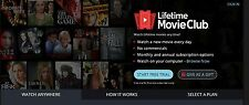 12 months Lifetime movie club Subscription code   Fast Delivery