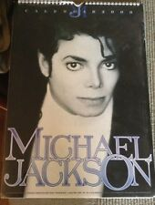 Michael Jackson  2000, London NEW 12 by 18 inches RARE NEW