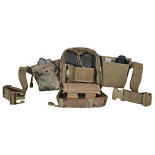 OLIVE DRAB Tactical Pistol Fanny Pack  Concealed Carry Gun Pouch