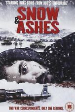 Snow And Ashes NEW SEALED DVD