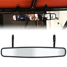 Fit Polaris RZR XP Ranger 4 Arctic Cat Roll Cage Wide Center Rear View Mirror