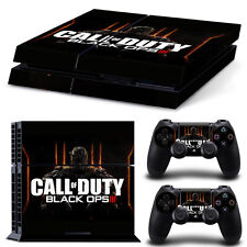 Call of Duty 3 PS4 Skin Sticker Cover For Sony Playstation 4 Console&Controller