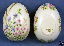 Vintage Limoges Versailles Large Egg Trinket Box