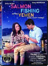 DVD + Digital Copy Ultraviolet - Salmon Fishing in the Yemen - Emily Blunt