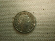 1954 Netherlands Antilles 1/10G K3 Extra Fine