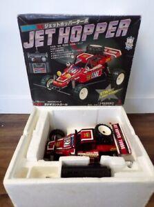 RARE! 80's Taiyo Japan 1/16 RC Jet Hopper Turbo In Box Tyco Nikko