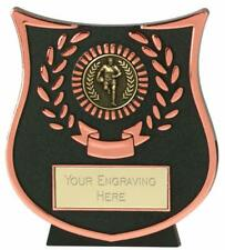 Emblems-Gifts Curve Bronze Male Rugby Player Trophy With Free Engraving