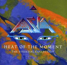 Asia - Heat of the Moment: Essential Collection [New CD]