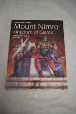Palladium Books Presents: Mount Nimro Kingdom of Giants Book 10 Paperback 1999
