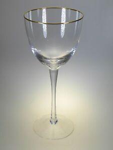 Noritake Palais Gold Water Goblet
