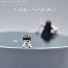 Mini figure for Halloween gift from japan The Ring Sadako The Grudge horror film