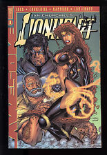 Lionheart (1999) #1 Cover C Signed by Ian Churchill no COA First Print NM