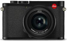 NEU !!! Leica Q2 47.3MP Kompaktkamera - Schwarz NEU